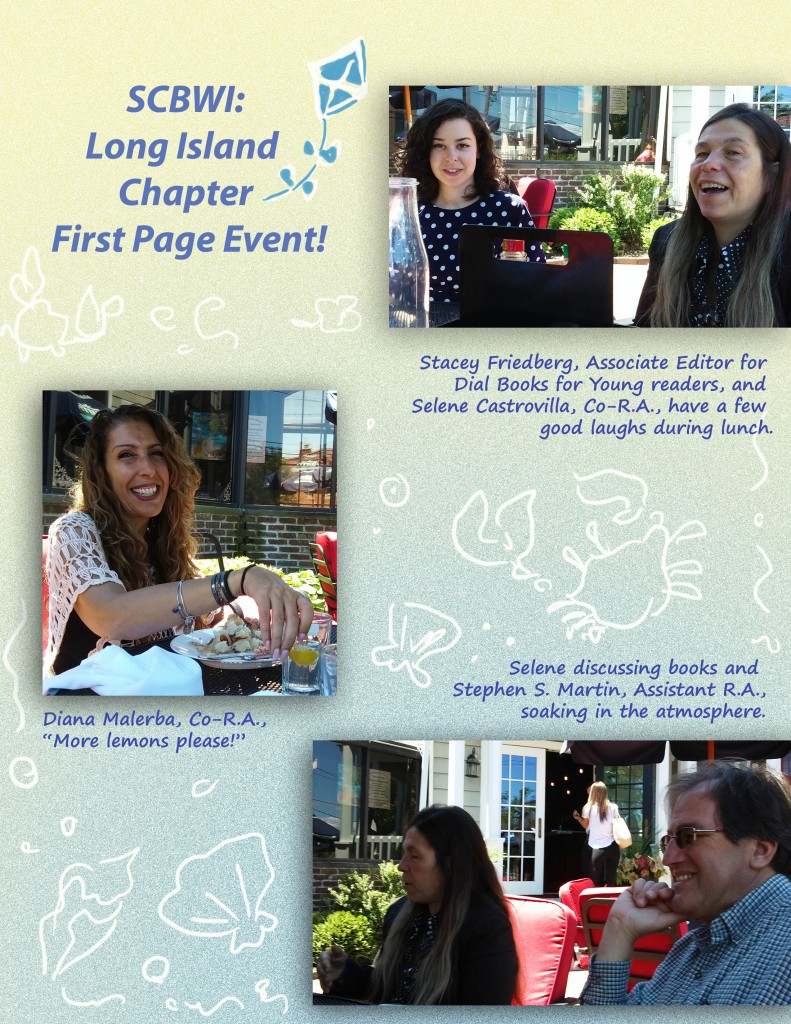 scbwi first page event photos  copy